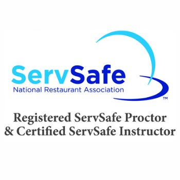 M & M Student Buy with Class Proctor ServSafe Arlington